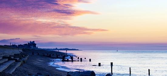£106 per night | Wentworth Hotel & Restaurant, Aldeburgh, Suffolk