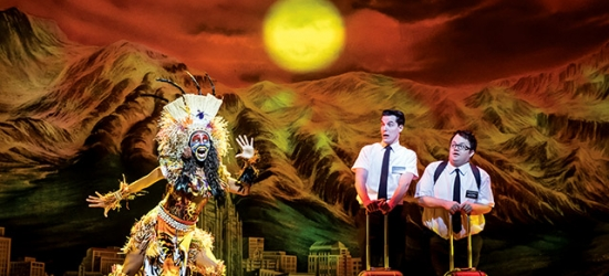 2 night 5* boutique London stay with tickets to The Book of Mormon