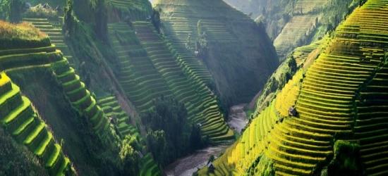 Luxury Vietnam explorer with scenic Victoria Express Train ride, Hanoi, Sapa, Halong Bay, Hoi An & Ho Chi Minh City
