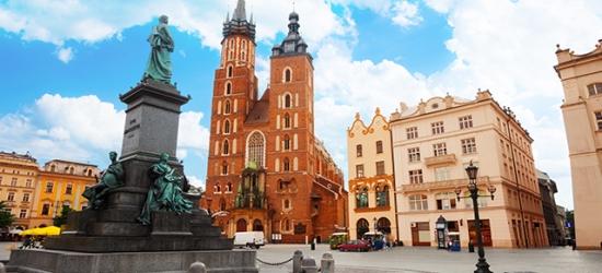 Contemporary central Krakow apartment break
