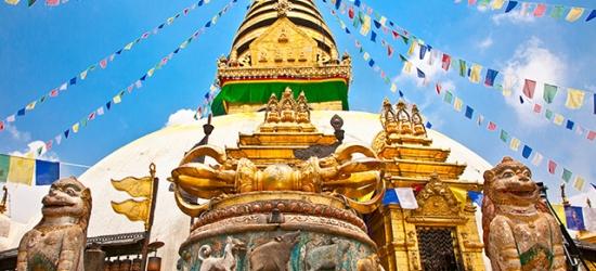 Epic Dubai & Nepal odyssey escape with excursions, Dubai, Kathmandu, Chitwan, Pokhara & Nagarkot