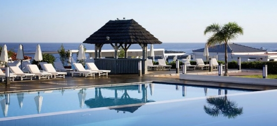 Crete summer holiday at a minimalist spa hotel, Mr & Mrs White Crete, Greek islands