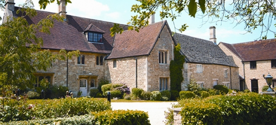 £139 per night | De Vere Oxford Thames, Sandford-on-Thames, Oxfordshire