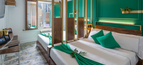 £91 per night | Lord & Moris, Midtown, New York