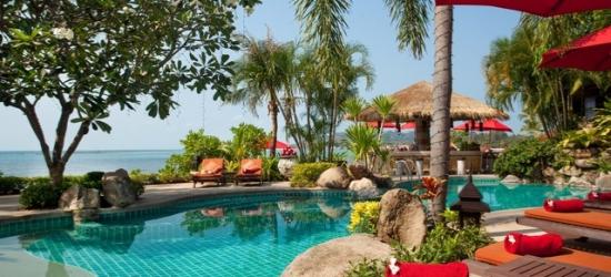 £87 per night | Rocky's Boutique Resort, Koh Samui, Thailand