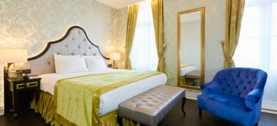 £111 per night | Stanhope Hotel Brussels by Thon Hotels, Brussels, Belgium