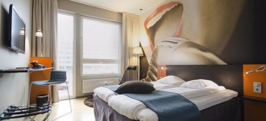 £57 per night | Comfort Hotel Malmo, Malmo, Sweden