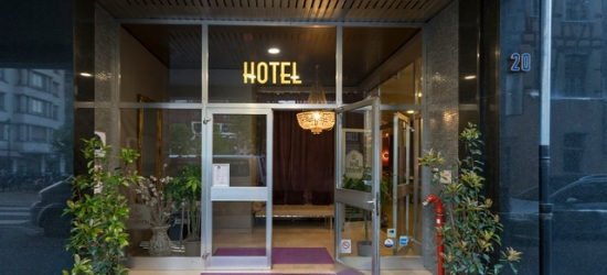 £67 per night | Kaijoo Hotel by HappyCulture, Strasbourg, France