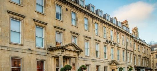 £99 per night | Abbey Hotel, Bath, Somerset