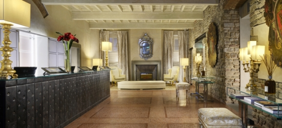 £153 per night | Hotel Brunelleschi, Florence, Italy