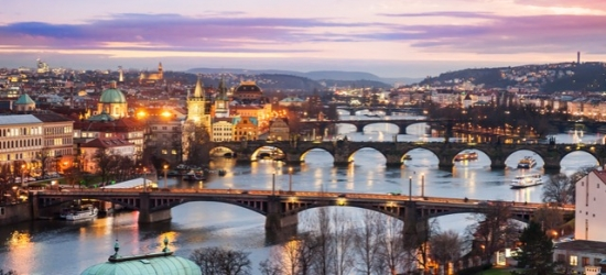 £54 per night | Park Inn Hotel Prague, Prague, Czech Republic