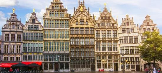 £94 per night | Thon Hotel Bristol Stephanie, Brussels, Belgium
