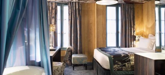 £151 per night | Hôtel Le Bellechasse, Paris, France