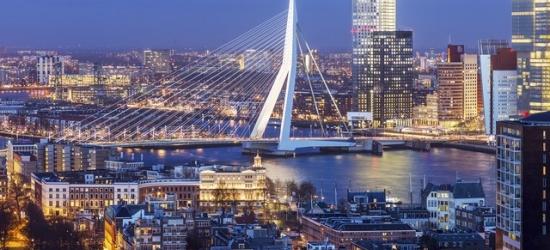 £97 per night | Room Mate Bruno Rotterdam, Rotterdam, Netherlands