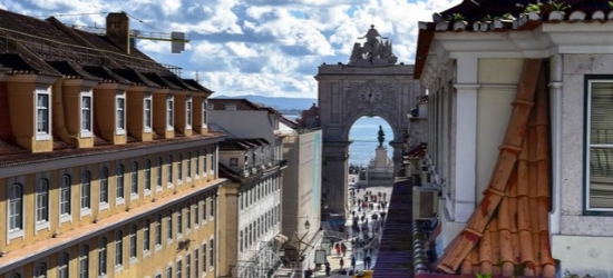 £66 per night | My Story Charming Hotel Augusta, Lisbon, Portugal