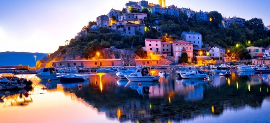 £99 per night | Hotel Vinotel Gospoja, Vrbnik, Croatia