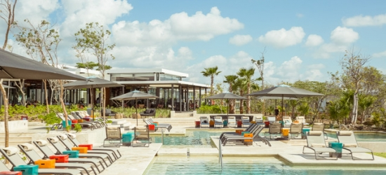 £406 per night | Andaz Mayakoba Resort Riviera Maya, Playa Del Carmen, Mexico