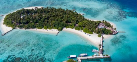 £283 per bungalow per night | Makunudu, North Malé Atoll, Maldives