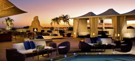 £93 per suite per night | Mayfair Hotel & Spa, Coconut Grove, Miami, Florida