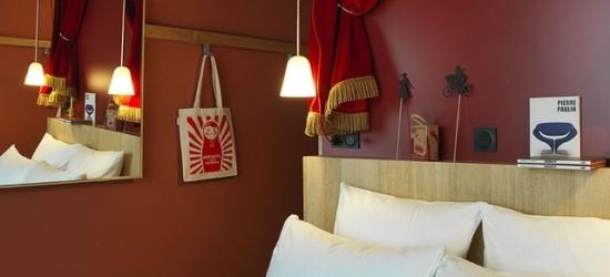 £76 per night   MOB HOTEL Paris Les Puces, Near Paris' 18th Arrondissement, France