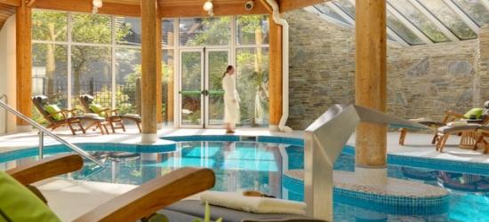 £139 per night | Sheen Falls Lodge, County Kerry, Ireland