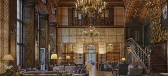 £169 per night | Patrick Hellmann Schlosshotel, Berlin, Germany