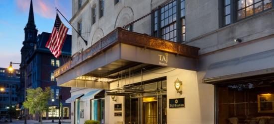 £108 per night | Taj Boston, Boston, Massachusetts