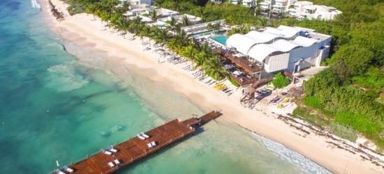 £269 per suite per night | Blue Diamond Luxury Boutique, Playa del Carmen, Mexico