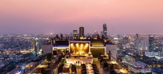 £157 per suite per night | Banyan Tree Bangkok, Bangkok, Thailand