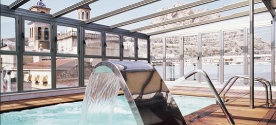 £111 per night | Hotel Hospes Amérigo, Alicante, Spain
