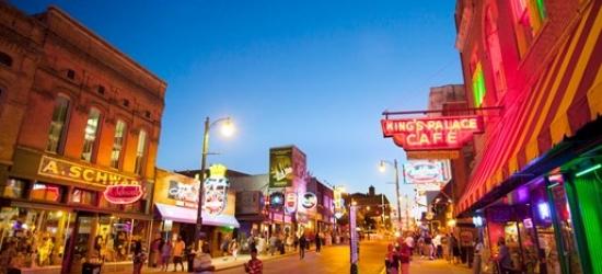 11-night Deep South tour inc Memphis & New Orleans