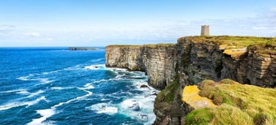 5-nt Scottish Islands & Lochs fr Liverpool w/drinks & tips