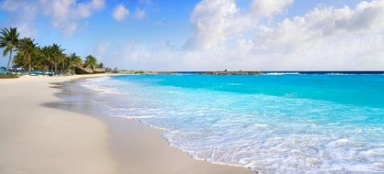 Mexico: all-inc oceanfront suite escape, 50% off