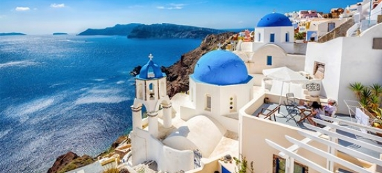 8-night Italy, Croatia & Greece cruise w/stay