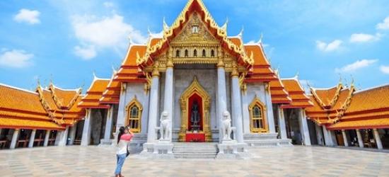 6-nt Bangkok holiday, room upgrade & free nights