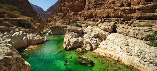 13-night Middle East cruise with Dubai stay & cabin upgrade