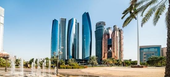 Luxury Abu Dhabi stay & transfers; kids stay free