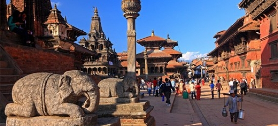 Nepal: 10-nt guided tour & jeep safari