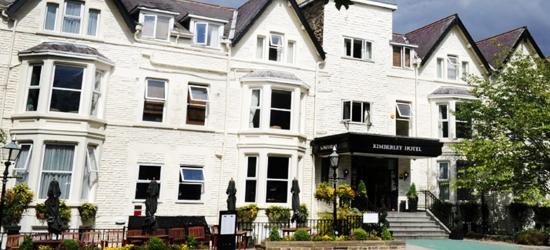 Harrogate: 2-nt deluxe stay w/breakfast, dinner & prosecco