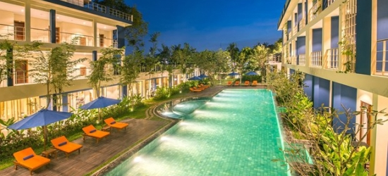 £153 -- Siem Reap: 3-Nt Stay w/Upgrade & Extras Worth £118