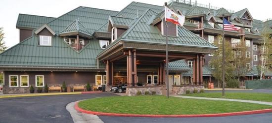 £83-£120 -- Tahoe Resort during Ski Season, 40% Off