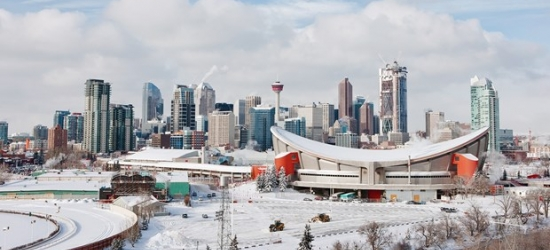 £72 -- 30% Off Calgary Airport Hotel through March