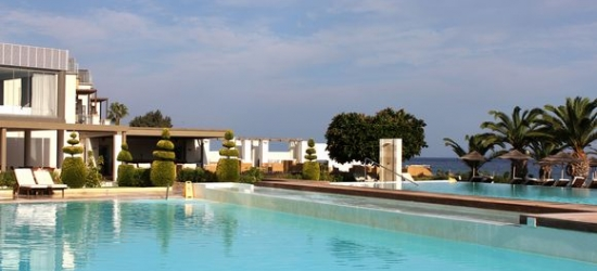 Adults-only 5* suite escape to Rhodes