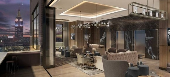 United States / New York - Brand New Boutique Hotel in Times Square at the The Aliz Hotel Times Square 4*