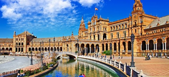 Seville - Traditional Andalusian Mansion Stay at the Hotel San Gil 4*