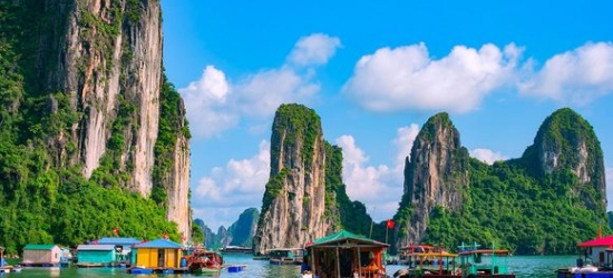 Vietnam / Tour - Incredible Tour of Vietnam with Optional Break to Angkor at the The Magic of Vietnam & Optional Cambodia Extension