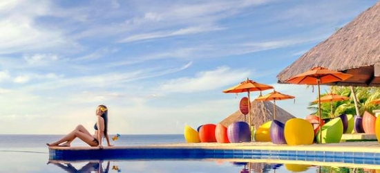 Philippines / Panglao Island - Tranquil Island Break with Optional Dubai Stopover at the South Palms Resort Panglao 4* with Optional Dubai Stopover