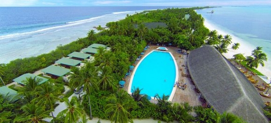 Maldives - All Inclusive Villa Stay in Sun-Soaked Paradise at the Canareef Resort Maldives 4*