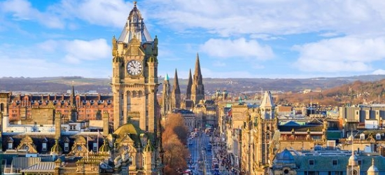 Edinburgh  - Central Bed and Breakfast Boutique at the Brooks Hotel Edinburgh 3*
