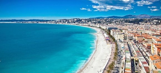 France / Nice - Contemporary Côte d'Azur Retreat at the Hotel Beau Rivage 4*